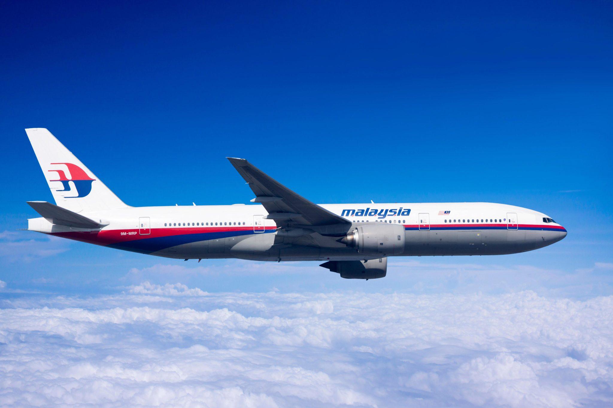 Malaysia Air flight 370